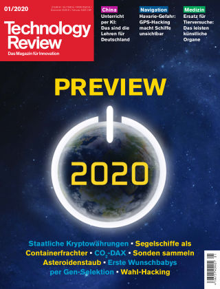Technology Review 01-2020