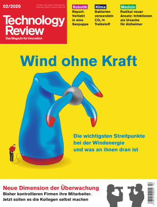 Technology Review 02-2020