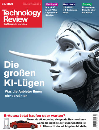 Technology Review 03-2020
