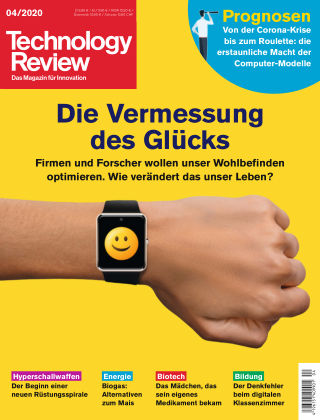 Technology Review 04-2020