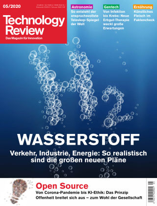 Technology Review 05-2020