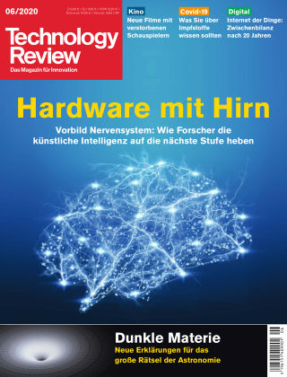 Technology Review 06-2020
