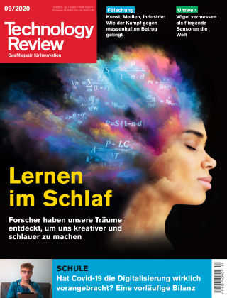 Technology Review 09-2020
