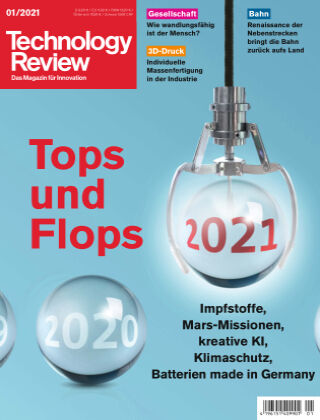 Technology Review 01-2021