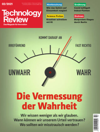 Technology Review 02-2021