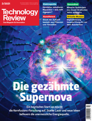 Technology Review 03-2021