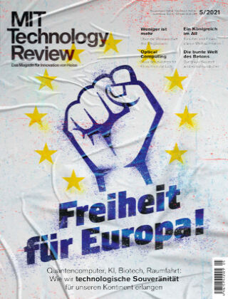 Technology Review 05-2021