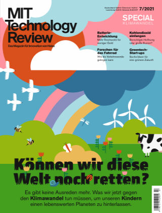 Technology Review 07-2021