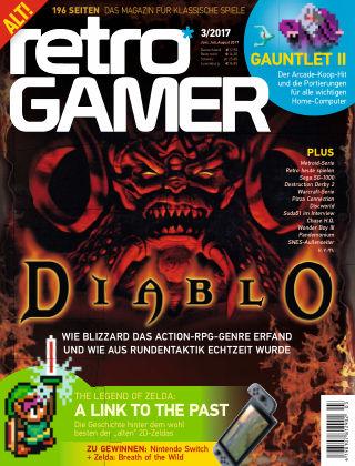 Retro Gamer - DE 03-2017