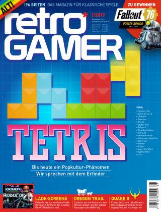 Retro Gamer - DE 01-2019