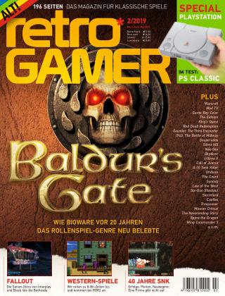 Retro Gamer - DE 02-2019