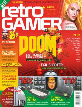 Retro Gamer - DE 02-2015