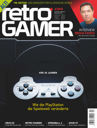 Retro Gamer - DE 04-2015
