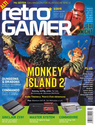 Retro Gamer - DE 03-2015
