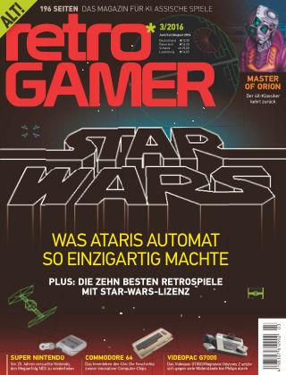 Retro Gamer - DE 03-2016