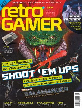 Retro Gamer - DE 01-2016