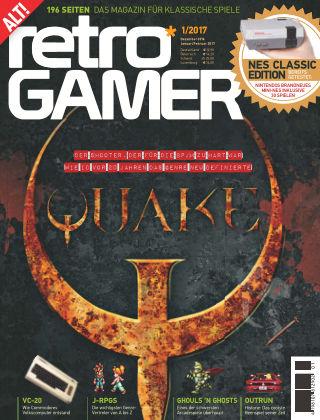 Retro Gamer - DE 01-2017