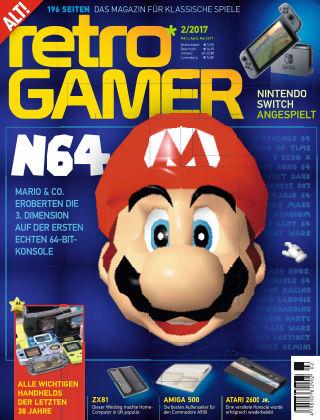 Retro Gamer - DE 02-2017