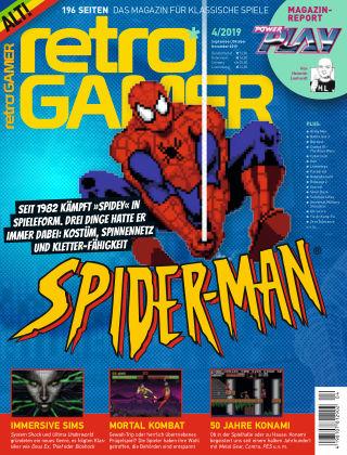 Retro Gamer - DE 04-2019