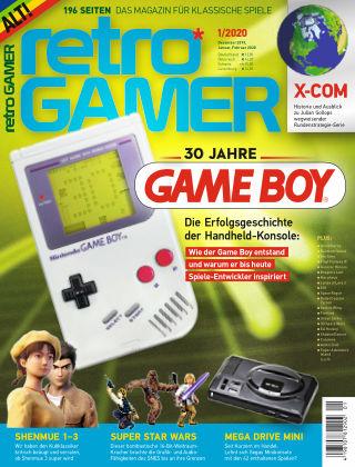 Retro Gamer - DE 01-2020