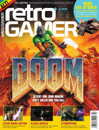 Retro Gamer - DE 02-2020