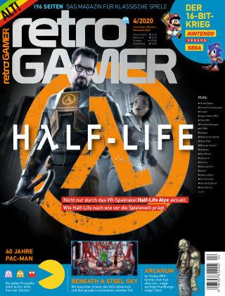 Retro Gamer - DE 04-2020