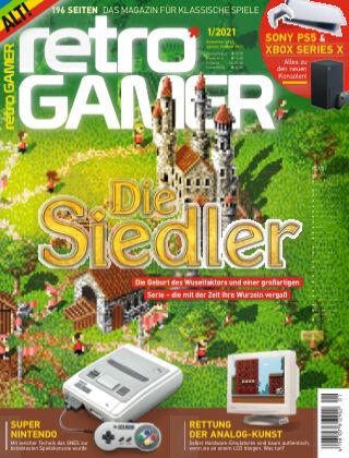 Retro Gamer - DE 01-2021