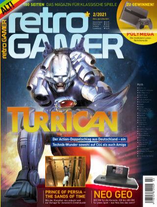 Retro Gamer - DE 02-2021