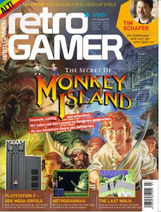 Retro Gamer - DE 03-2021