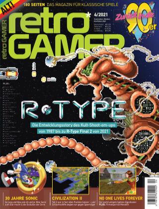 Retro Gamer - DE 04-2021