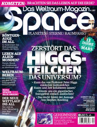 Space – Das Weltraummagazin 04-2017