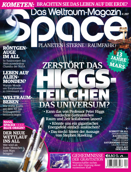 Space – Das Weltraummagazin June 17, 2017 00:00