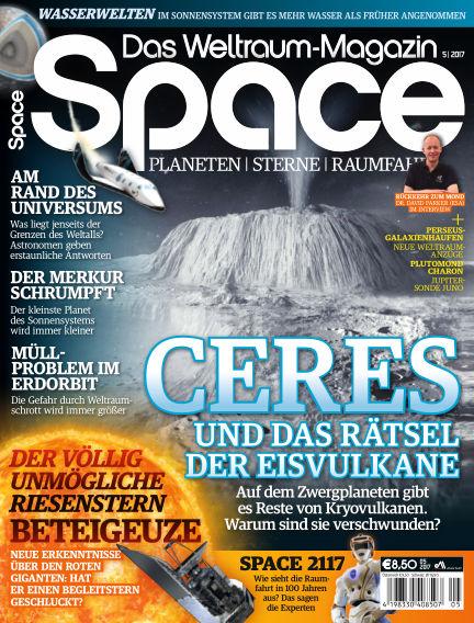 Space – Das Weltraummagazin July 20, 2017 00:00