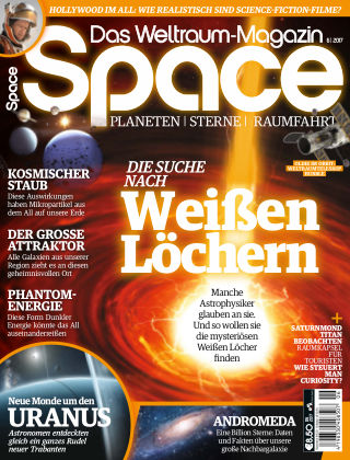 Space – Das Weltraummagazin 06-2017