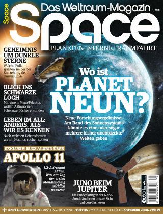 Space – Das Weltraummagazin 01-2018