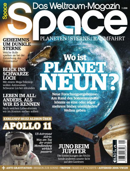 Space – Das Weltraummagazin November 23, 2017 00:00