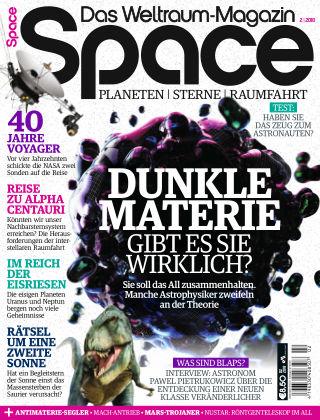 Space – Das Weltraummagazin 02-2018