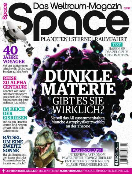 Space – Das Weltraummagazin January 25, 2018 00:00