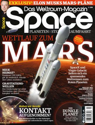 Space – Das Weltraummagazin 03-2018