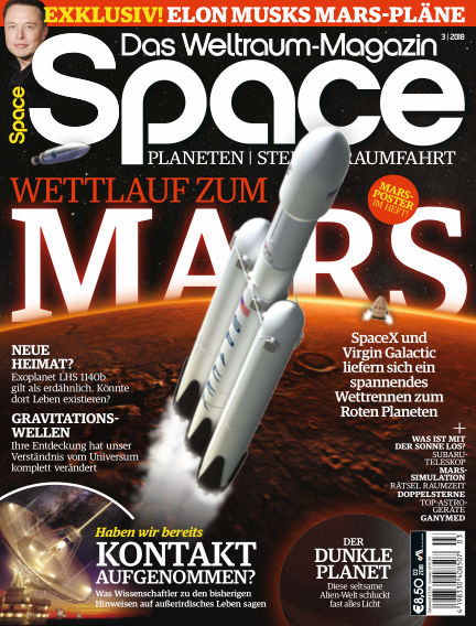 Space – Das Weltraummagazin March 22, 2018 00:00