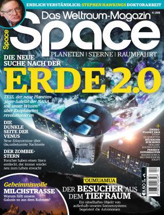 Space – Das Weltraummagazin 04-2018
