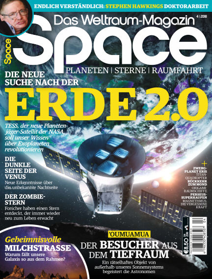 Space – Das Weltraummagazin May 17, 2018 00:00