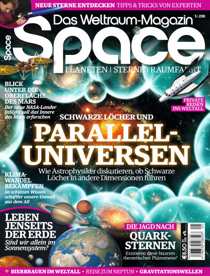 Space – Das Weltraummagazin July 19, 2018 00:00