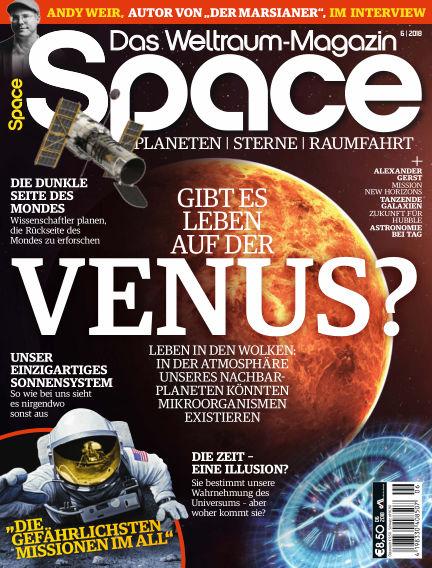 Space – Das Weltraummagazin September 20, 2018 00:00