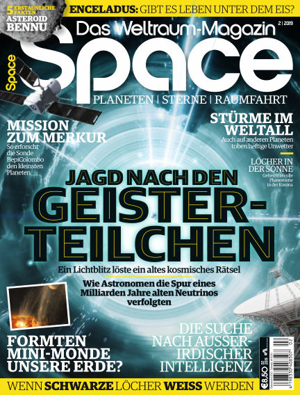 Space – Das Weltraummagazin January 24, 2019 00:00