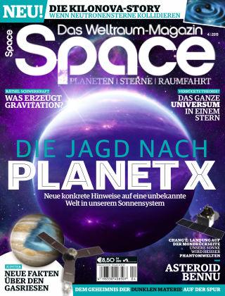 Space – Das Weltraummagazin 04-2019