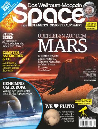 Space – Das Weltraummagazin 01-2016