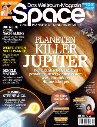 Space – Das Weltraummagazin 02-2016