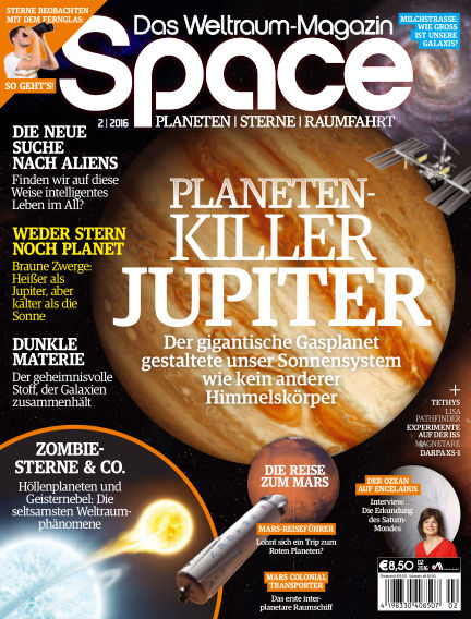 Space – Das Weltraummagazin January 28, 2016 00:00