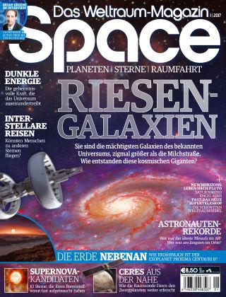 Space – Das Weltraummagazin 01-2017